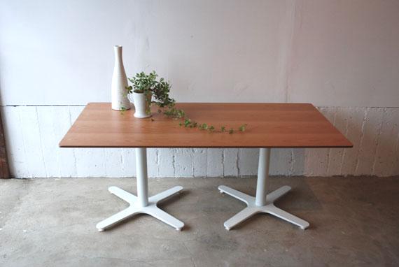 ダイニングテーブル 低座椅子の為の55cm低め c3023
