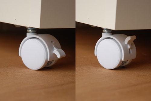 小さな白いレンジ台 c5013イメージ-2