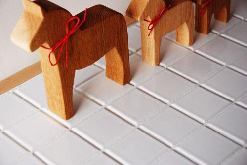 キッチンボード 仕切板でお皿を縦に収納する 幅71cm c5040イメージ-6