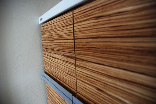 洗面カウンターと収納キャビネットと鏡のオーダー製作 c5041イメージ-4