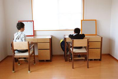 オーダーメイド学習机とマグネットボード c3017イメージ-8