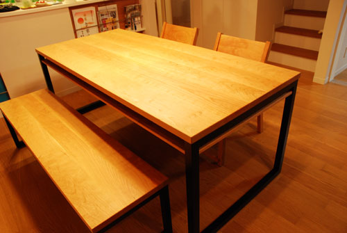 棚付ダイニングテーブルセット c3031イメージ-2