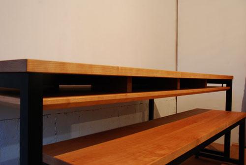 棚付ダイニングテーブルセット c3031イメージ-3