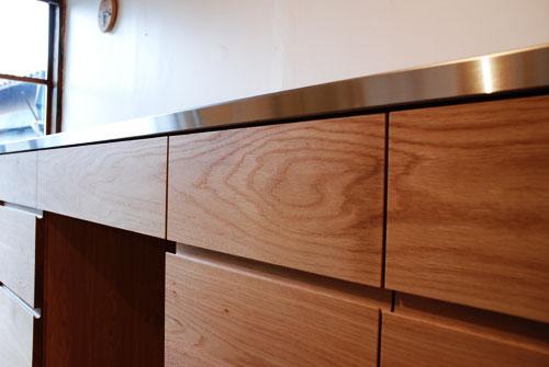 キッチンボード ステンレス天板 5016イメージ-4