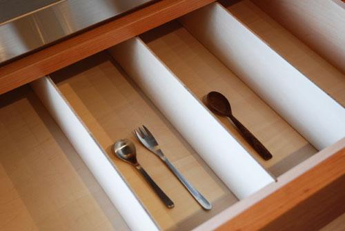 ステンレスの厚天板キッチンボード ブラックチェリー c5054イメージ-5