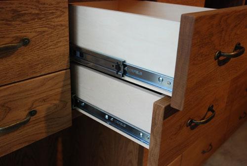 キッチンボードとレンジ台として使う方の為のキャビネット 5026イメージ-4