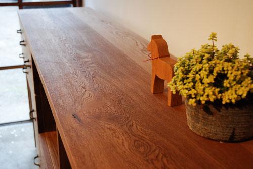 キッチンボードとレンジ台として使う方の為のキャビネット 5026イメージ-6