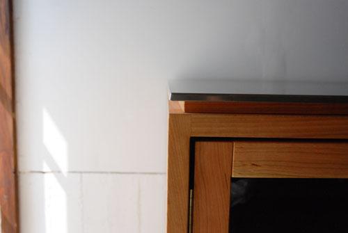 両面づかいのアイランド型作業台・食器棚・カウンター 5023イメージ-2