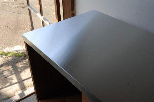 炊飯器やゴミ箱や食器を効率よく収納できるキッチン家具 5033イメージ-6