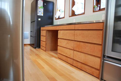 キッチンボード ステンレス天板 5016イメージ-6