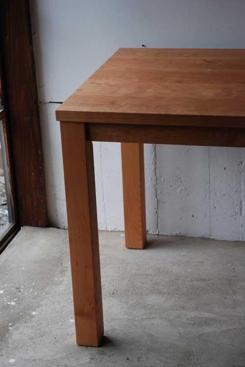 ダイニングテーブル 80cm角のカフェライク 3021イメージ-2
