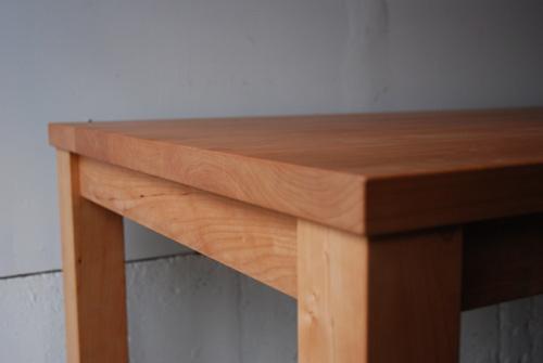 ダイニングテーブル 80cm角のカフェライク 3021イメージ-3