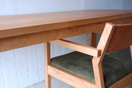 ダイニングテーブル 80cm角のカフェライク 3021イメージ-5