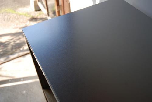 キッチンボード ステンレス天板 バイブレーションサンダーとナラ無垢材 5043イメージ-7