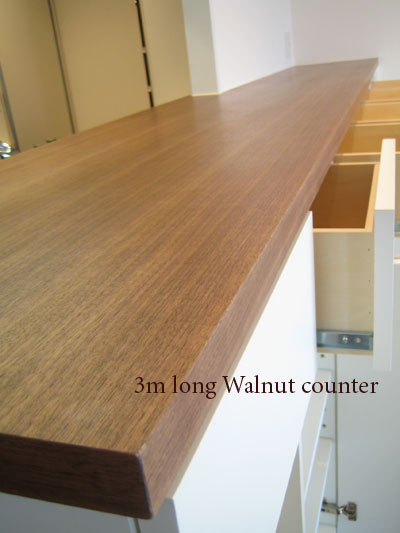 キッチンカウンター下収納と食器棚 リビングボード c5012イメージ-3