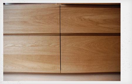 オーダーキッチン ナラ無垢 c5012イメージ-5