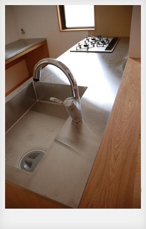 オーダーキッチン ナラ無垢 c5012イメージ-10