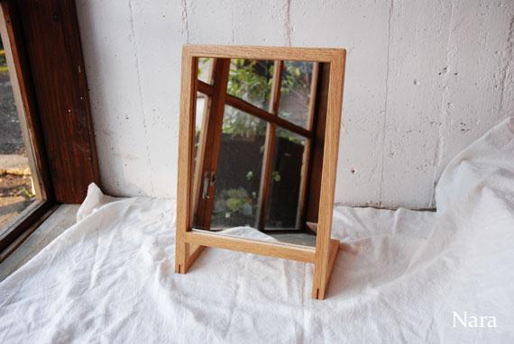 卓上ミラー スタンド手鏡 c70172イメージ-3