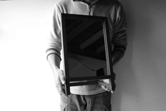 卓上ミラー スタンド手鏡 c70172イメージ-7