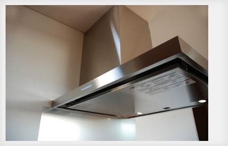 360度ステンレスの塊 最初から傷をつけたような手作りのキッチン 5028イメージ-16