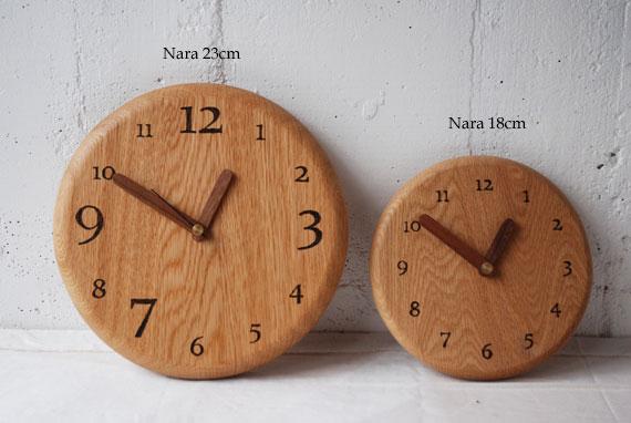 木の時計 オーダーサイズ 80092イメージ-10