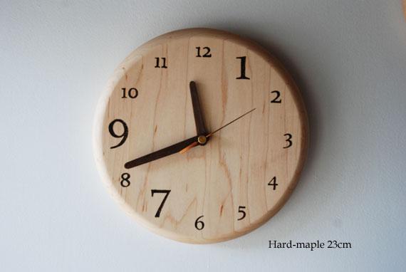 木の時計 オーダーサイズ 80092イメージ-11