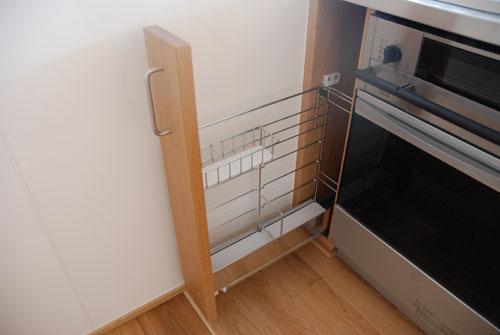 オーダーキッチン ガスオーブン&プラスドゥ&ナラ無垢 5042イメージ-12