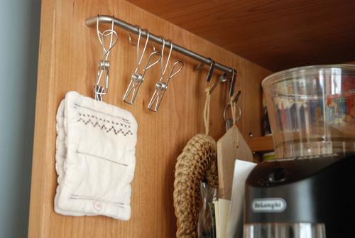 カップボード・食器棚 ステンレストップとチェリー材 5044イメージ-5