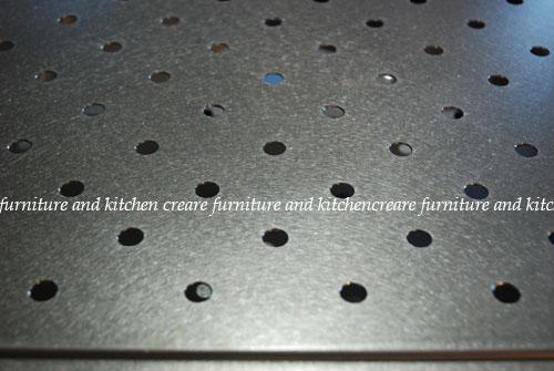 段付きシンクの対面キッチン バイブレーションサンダー仕上のステンレス 654イメージ-5