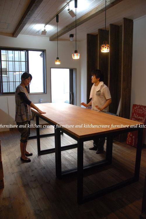 ステンレスキッチン パン教室の厨房 678イメージ-13