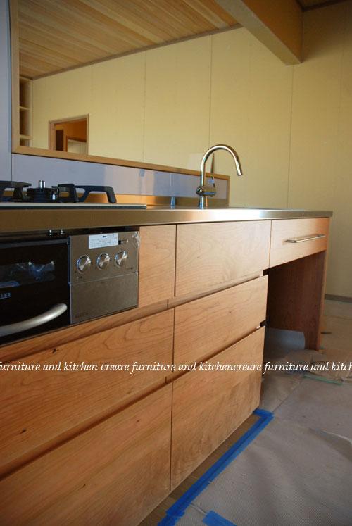 オリジナルキッチン 吊戸棚 キッチンボード 696イメージ-5