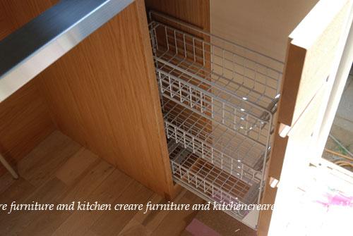 オーダーメイドキッチン オーブンをビルトイン 606イメージ-8