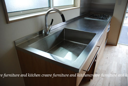 オーダーメイドキッチン オーブンをビルトイン 606イメージ-7