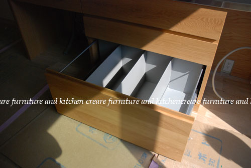 オーダーメイドキッチン オーブンをビルトイン 606イメージ-12