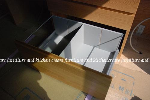 オーダーメイドキッチン オーブンをビルトイン 606イメージ-13