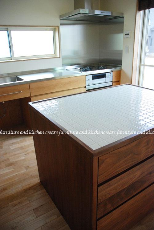 オーダーメイドキッチン オーブンをビルトイン 606イメージ-15