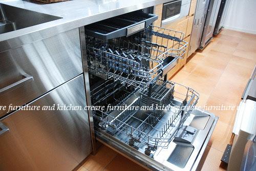 ステンレスキッチン パン教室の厨房 678イメージ-4