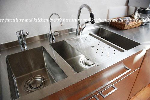 ステンレスキッチン パン教室の厨房 678イメージ-9