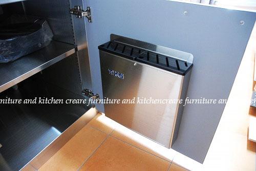 ステンレスキッチン パン教室の厨房 678イメージ-6