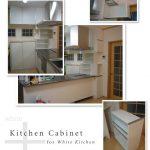 アイランドキッチンのスキマ収納 c5004