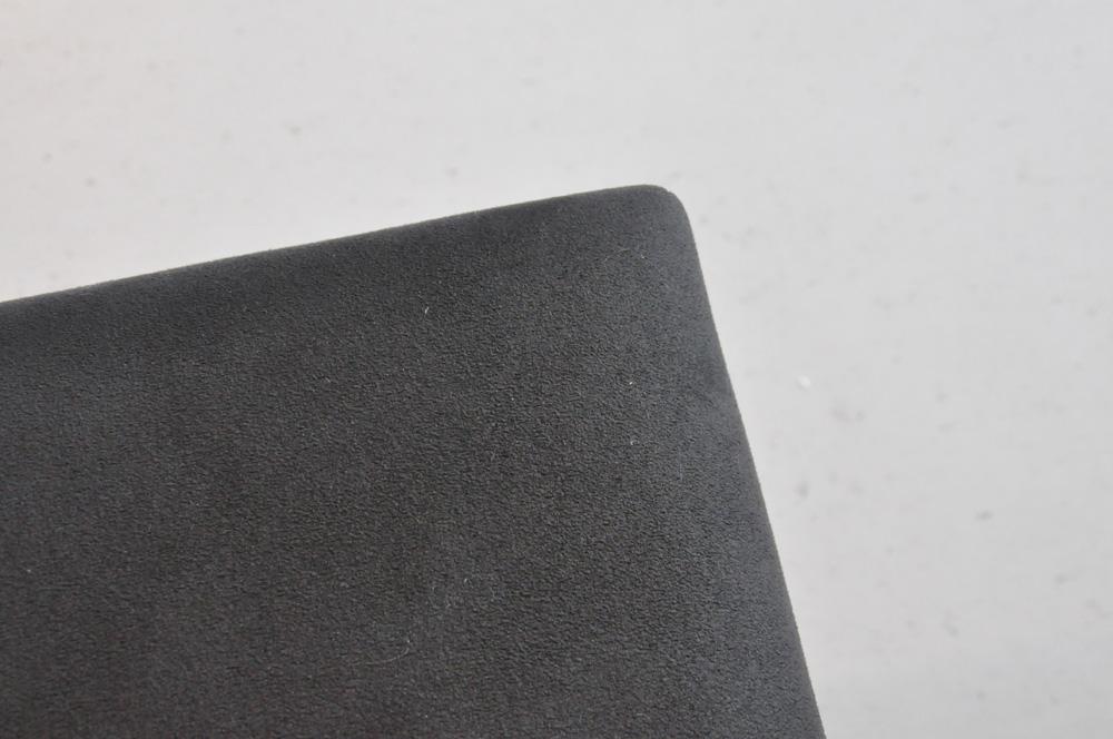 カウンターチェア ハイチェア ラムース生地x無垢チェリー 6010イメージ-8