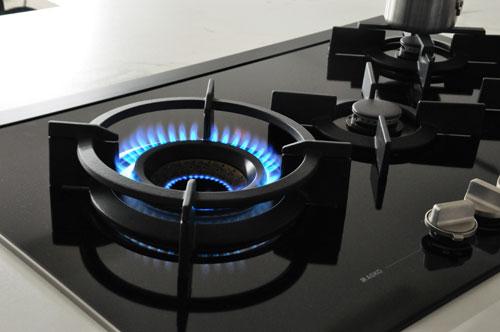 ASKOガスコンロとベルタゾーニのガスオーブンを設置したキッチン no.5056イメージ-9