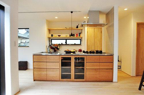 ASKOガスコンロとベルタゾーニのガスオーブンを設置したキッチン no.5056イメージ-2