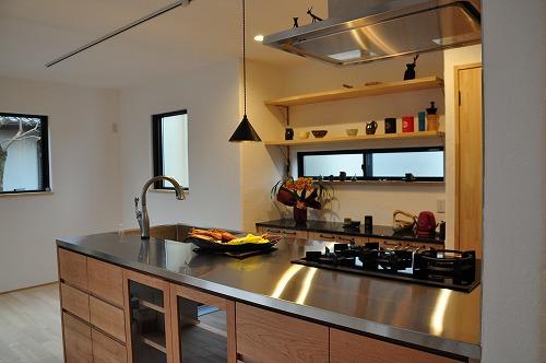 ASKOガスコンロとベルタゾーニのガスオーブンを設置したキッチン no.5056イメージ-3