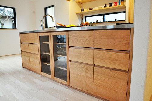 ASKOガスコンロとベルタゾーニのガスオーブンを設置したキッチン no.5056イメージ-4