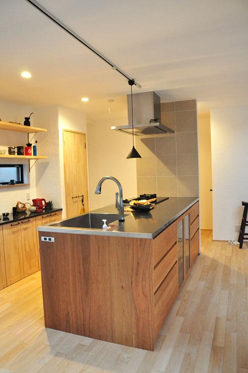ASKOガスコンロとベルタゾーニのガスオーブンを設置したキッチン no.5056イメージ-6