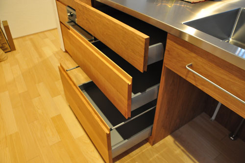 ASKOガスコンロとベルタゾーニのガスオーブンを設置したキッチン no.5056イメージ-12
