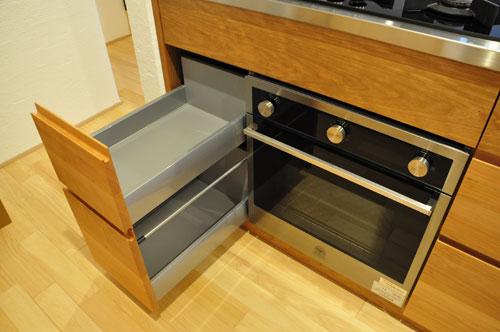 ASKOガスコンロとベルタゾーニのガスオーブンを設置したキッチン no.5056イメージ-13