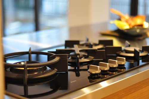 ASKOガスコンロとベルタゾーニのガスオーブンを設置したキッチン no.5056イメージ-8