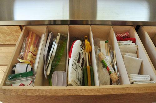 壁から冷蔵庫までの食器棚と吊戸棚 ツールバーを付けて 5057イメージ-12